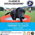 SUMMERCLASS – CLASSE DI SOCIALIZZAZIONE® 19 LUGLIO H. 19:00