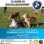CLASSE DI SOCIALIZZAZIONE® 23 FEBBRAIO 2020